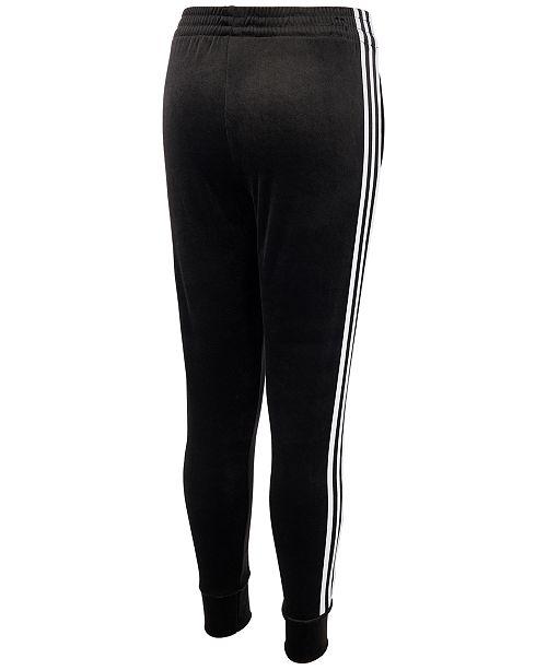 Big Girls Velour Jogger Pants