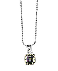 EFFY® Mystic (4-7/8 ct. t.w.) Pendant in 18k Yellow Gold and Sterling Silver
