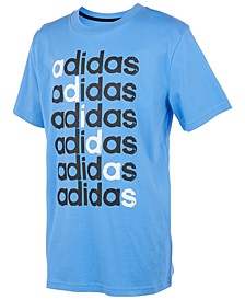 Big Boys Cotton Logo-Print T-Shirt