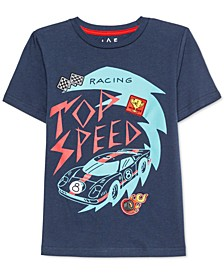 Little Boys Top Speed T-Shirt