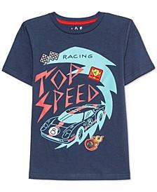 Little Boys Top Speed T-Shirt