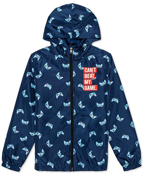 Jem Big Boys Can't Be Beat Hooded Jacket