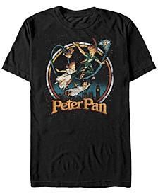 Men's Peter Pan Group London Flyin, Short Sleeve T-Shirt