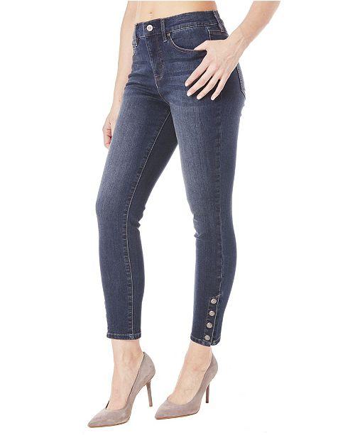 Nicole Miller New York Soho Jessup High-Rise Skinny Jeans