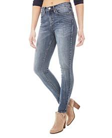Soho Cortlandt High-Rise Skinny Jeans