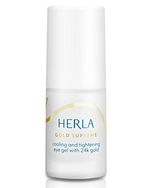 Gold Supreme Cooling And Tightening Eye Gel With 24K Gold