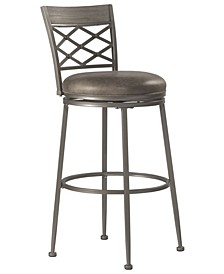 Furniture Hutchinson Swivel Bar Height Stool