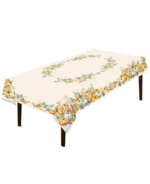 "Laural Home Harvest Sun Tablecloth - 70"" x 120"""