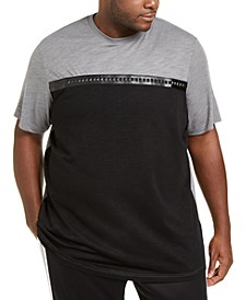 INC Men's Big & Tall Pyramid T-Shirt, Created For Macy's