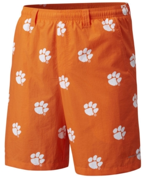 Men's Clemson Tigers Backcast Printed Short