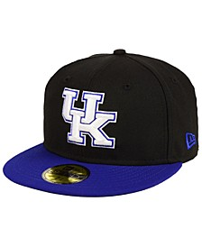 Kentucky Wildcats AC 59FIFTY-FITTED Cap