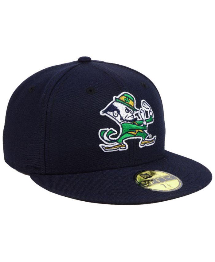 New Era Notre Dame Fighting Irish AC 59FIFTY-FITTED Cap & Reviews - Sports Fan Shop By Lids - Men - Macy's