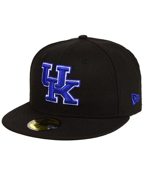 New Era Kentucky Wildcats AC 59FIFTY-FITTED Cap