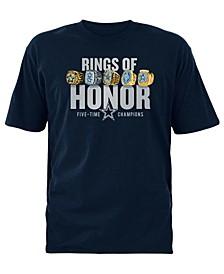 Men's Dallas Cowboys Pride Rings T-Shirt