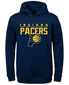Big Boys Indiana Pacers Fleece Hoodie