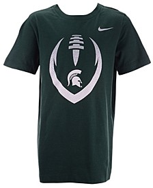 Big Boys Michigan State Spartans Icon T-Shirt