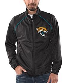 Men's Jacksonville Jaguars Black Tracer Track Jacket
