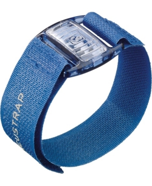 Put an end to travel sickness with these fully adjustable, anti-sickness bands. Discreet yet effective, they work by applying acupressure on the Nei-Kuan point between the two central tendons near the wrist. Suitable for adults and children alike, these sickness bands are a 100% safe and natural alternative to sleep inducing anti-sickness tablets.