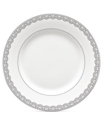 Lismore Lace Platinum Appetizer Plate