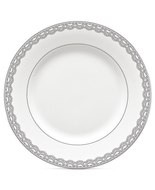 Waterford Lismore Lace Platinum Appetizer Plate