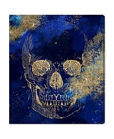 "Gold Skull Canvas Art - 36"" x 30"" x 1.5"""