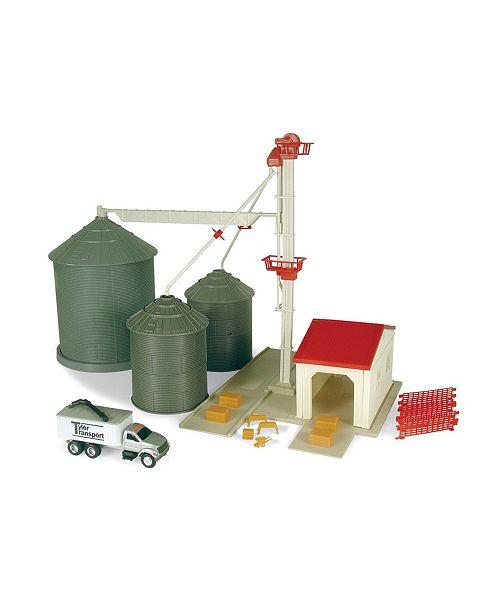 TOMY ERTL - 1/64 Farm Country Grain Feed Playset
