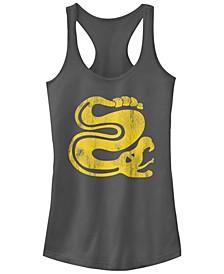 Legends of The Hidden Temple Women's Snakes Racerback Tank Top
