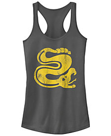 Fifth Sun Legends of The Hidden Temple Women's Snakes Racerback Tank Top