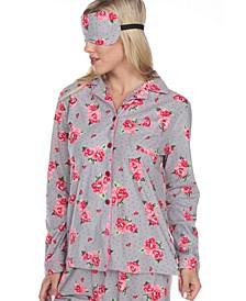 3-Piece Cozy Pajama Set, Online Only