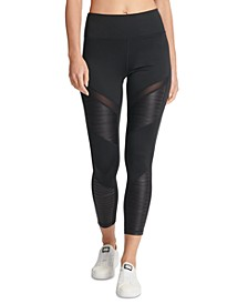 Moto High-Waist Leggings