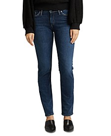 Elyse Curvy-Fit Slim Jean