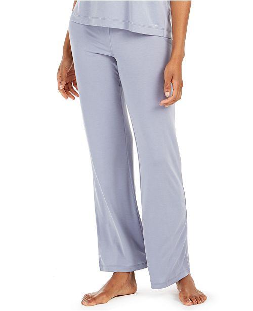Calvin Klein Women's Liquid Touch Pajama Pants