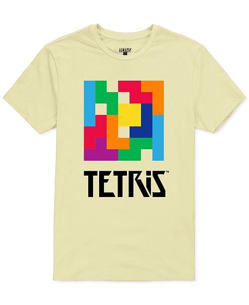H3 Tetris Men's Graphic T-Shirt