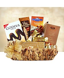 Gold Rush Chocolate Sampler