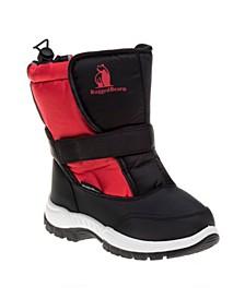 Little Boys Snow Boots