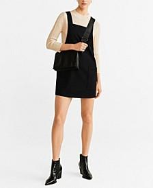 Pockets Pinafore Dress