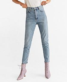 Jeans High Waist Slim Premium