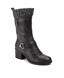 Wylla Mid-Shaft Boots
