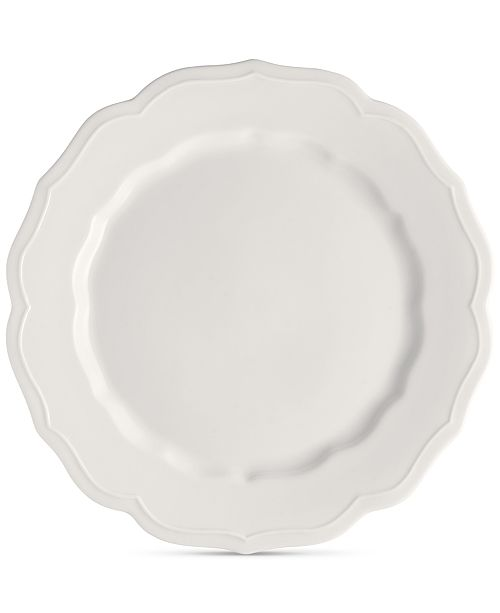 Hotel Collection Classic Baroque Dinner Plate, Created For Macy's
