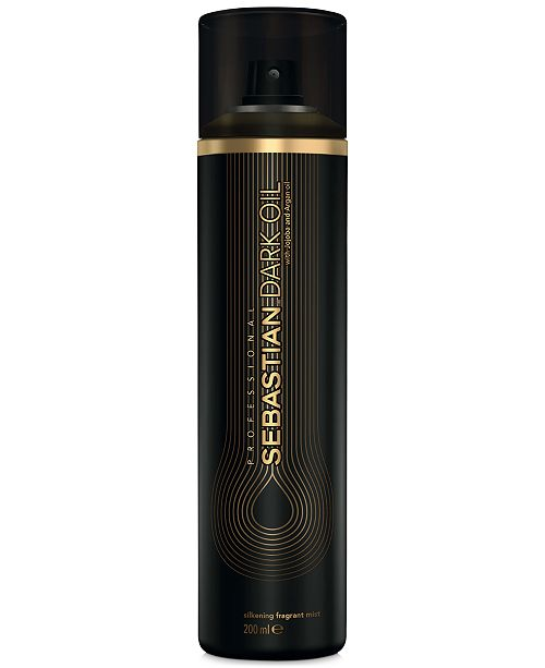 Sebastian Dark Oil Silkening Mist, 6.8-oz., from PUREBEAUTY Salon & Spa