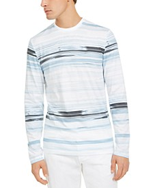 Men's Stripe T-Shirt, Created for Macy's