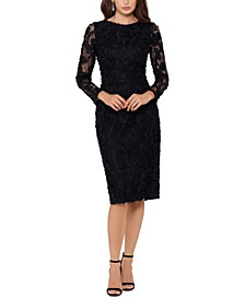 Lace Soutache Dress