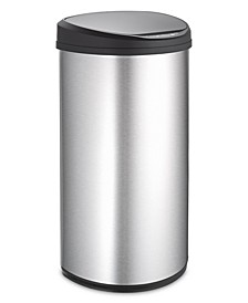 13.2 Gallon Stainless Steel Sensor Trash Can