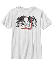 Big Boys Episode 9 Stormtrooper Sketch Short Sleeve T-Shirt