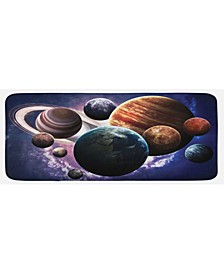 Space Kitchen Mat
