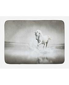 Horses Bath Mat