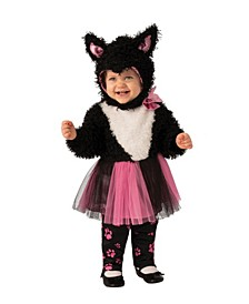 Toddler Girls and Boys Kitty Tutu Deluxe Costume