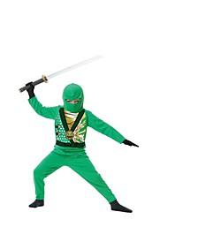 Big and Toddler Boys Ninja Avenger Series IV Costume