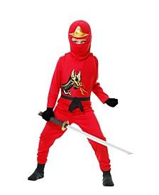 Big and Toddler Boys Ninja Avenger Series II Costume