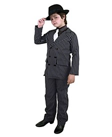 Big Boy's Gangster Costume